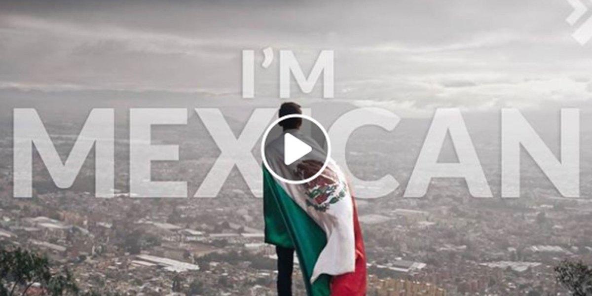 """#ImMexican: Este video es lo único que necesitas para cerrarle la boca a los """"haters"""""""