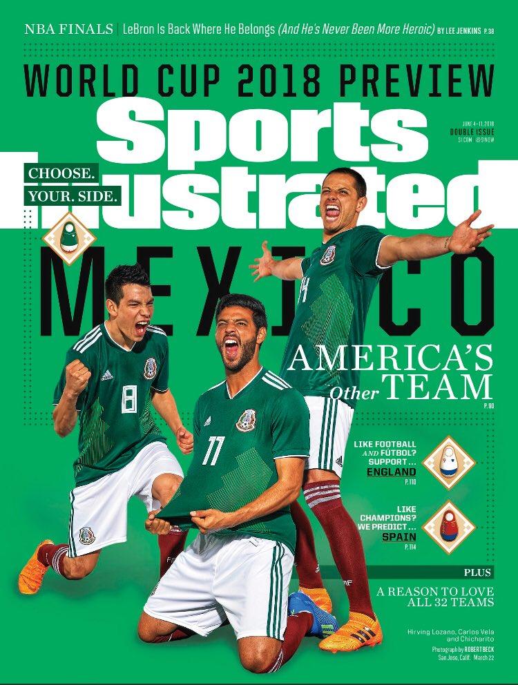 seleccion mexicana sports illustrated