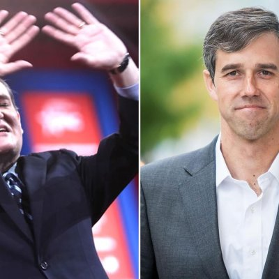 Beto O'Rourke vs Ted Cruz