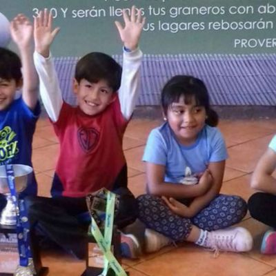 Niños hidalguenses van a Rusia a representar a México en Olimpiada de cálculo mental