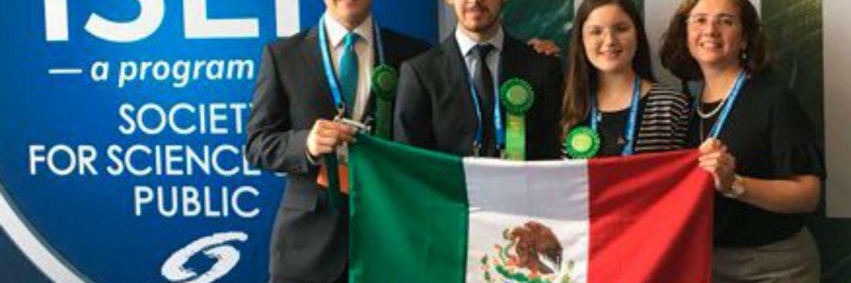 #Genios: Estudiantes mexicanos ganan premio de ciencias por su lucha contra el dengue