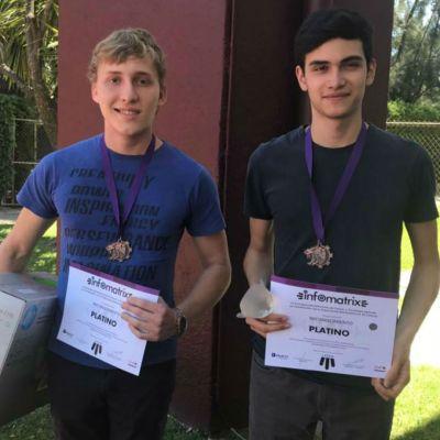Estudiantes mexicanos ganan concurso internacional de programación