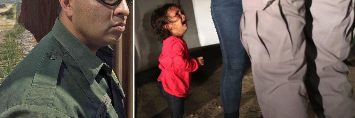 """#EsSuGente: Niéguense a separar niños: ex oficial de """"La Migra"""" a los actuales"""