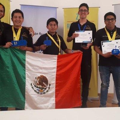 #Mexatronics: Arrasa México con cinco medallas de oro en Robot Games