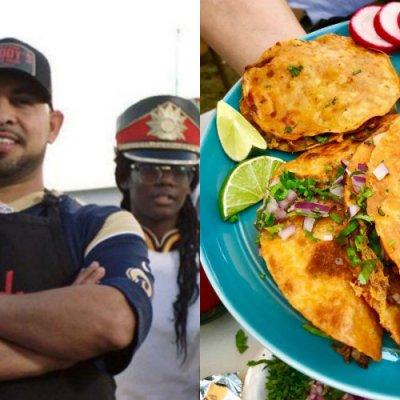 El mexicano que anunció sus tacos de birria durante la transmisión del Super Bowl