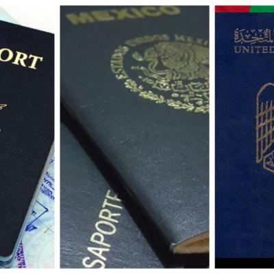 Estos son los 20 pasaportes 'más poderosos' del mundo
