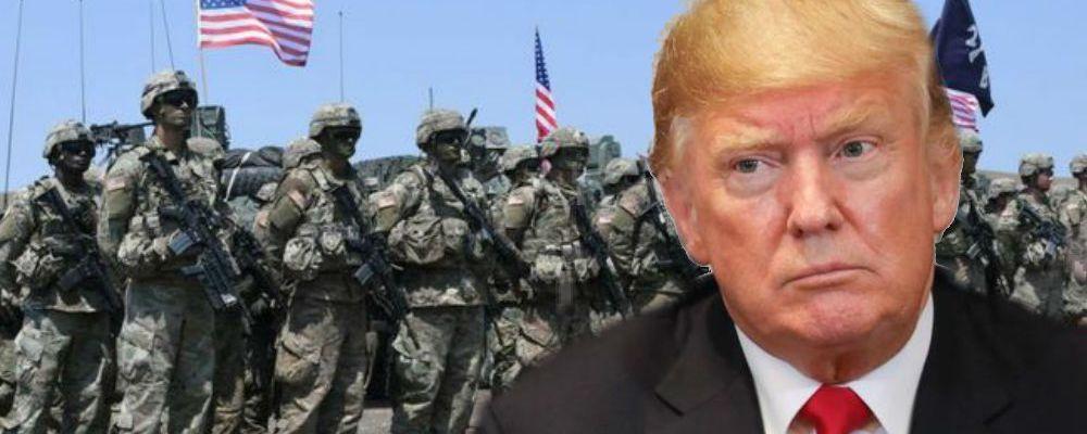 ¿Desafío a Trump? Gobernadores retiran tropas de la frontera con México