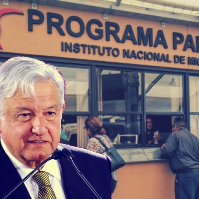 Paisanos se quedan sin programa insignia del gobierno en México
