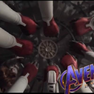 Lanzan último avance de Avengers: Endgame