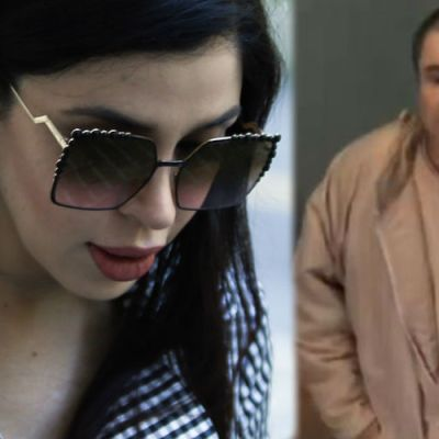 Esposa del 'Chapo' es investigada por la justicia de Estados Unidos