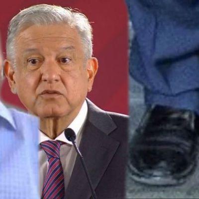 Esto ha pasado con el periodista radicado en EU que criticó a AMLO por sus zapatos