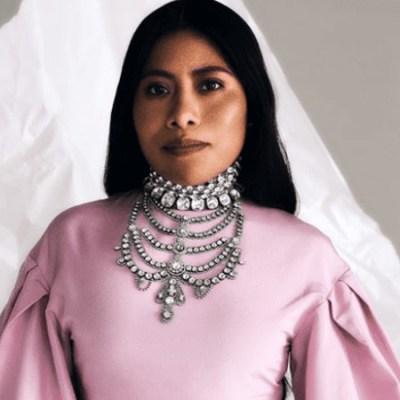 Yalitza Aparicio es nombrada una de las mujeres poderosas de México
