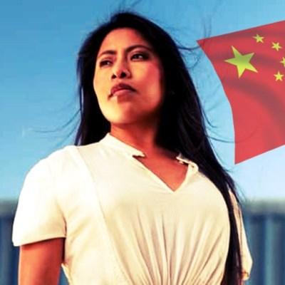 Yalitza Aparicio ahora va a la conquista de China