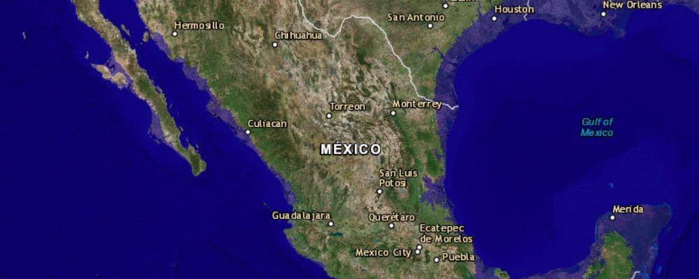 Por calentamiento global, estas ciudades de México podrían quedar bajo el agua