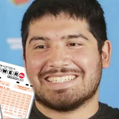 El latino que se hizo millonario al ganar la lotería en Estados Unidos