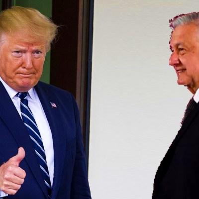 Donald Trump y AMLO estarían listos para llevar a cabo una reunión