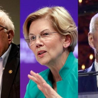 Estos son los candidatos demócratas que quieren quitarle la presidencia a TRUMP