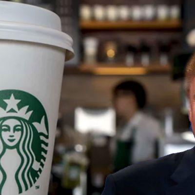 Starbucks va contra Trump y hará esto por sus trabajadores en México