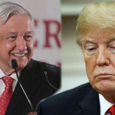 AMLO revela la razón por la cual respeta al presidente Donald Trump