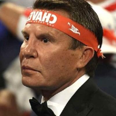 ¡No puede ser! Julio César Chávez, un nuevo afectado por los amantes de lo ajeno