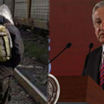 Esto dijo AMLO sobre el migrante hondureño que perdió la vida en Saltillo