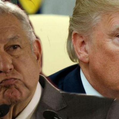 AMLO critica a funcionario de Trump que habló sobre la seguridad en México