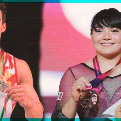 Los gimnastas mexicanos que van a pelear por medallas en Tokio 2020