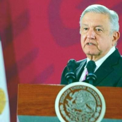 """AMLO agradece a Trump por palabras de """"respeto a México"""""""