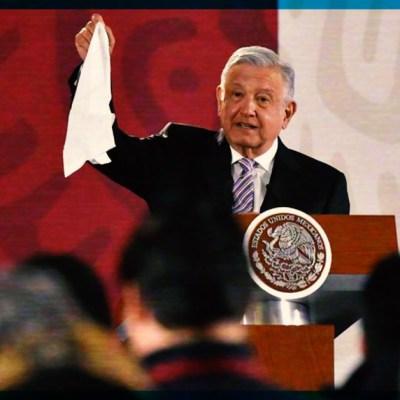 Presidente López Obrador da manotazo en la mesa para aprobar T-MEC en EUA