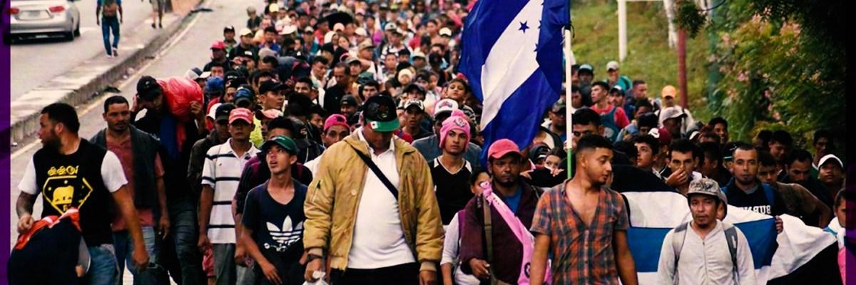 ¿Nuevo problema para México? Se viene una nueva caravana migrante