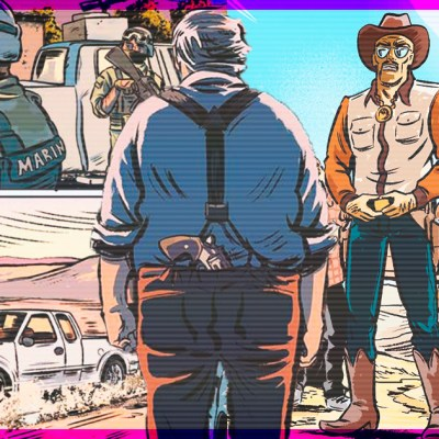 El Viejo y el Narco, la historia del valiente mexicano que se enfrentó al narco