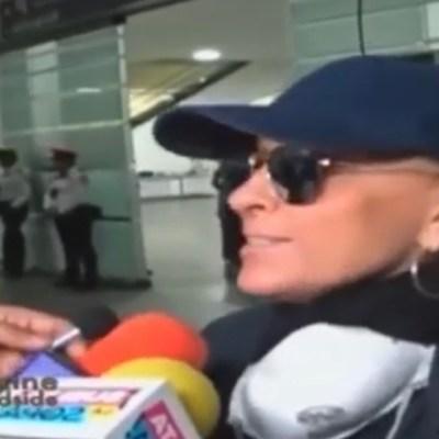 #Increible: Critican a la cantante Yuri por pésimo comentario sobre el coronavirus