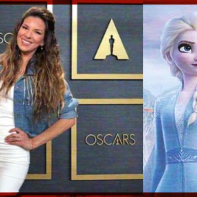 #Orgullo: Ella es la mexicana Carmen Sarahí y cantará en los premios Oscar