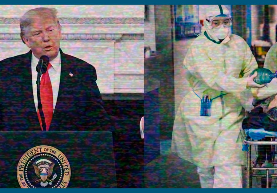 #Increíble: Donald Trump revela cuando se va a terminar el coronavirus