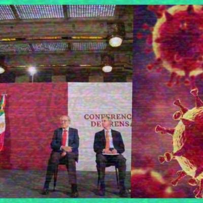 #NoPuedeSer: Llega a México el coronavirus; reportan dos casos confirmados