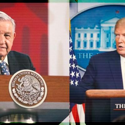 El mensaje del presidente AMLO a Trump tras cierre de la frontera
