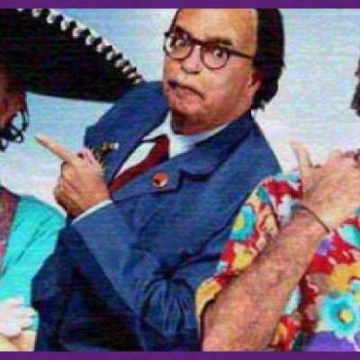 """Andrés Bustamante, el cómico mexicano que viene a """"salvarnos"""" del Covid-19"""