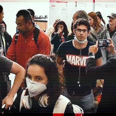#Ahora: Aumenta el número de mexicanos que son repatriados