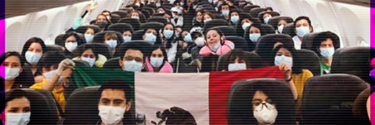 Aumenta el numero de mexicanos que regresa a México