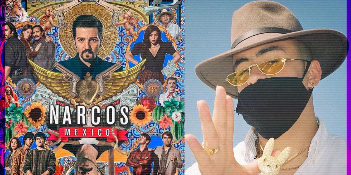 ¿Bad Bunny saldrá en Narcos: México? Esto es lo que se sabe