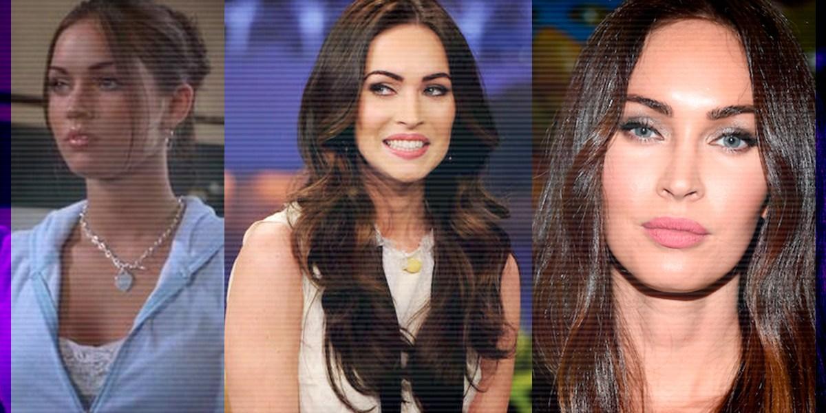 Así ha sido el escandaloso cambio de Megan Fox en sus 15 años de carrera