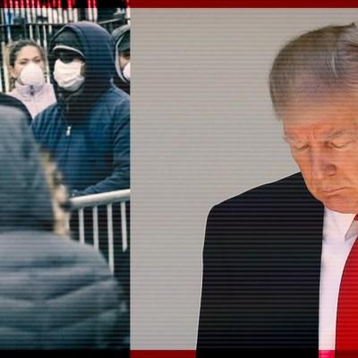 #Tómala: COVID-19 más cerca de Trump; Ayudante personal da positivo a prueba