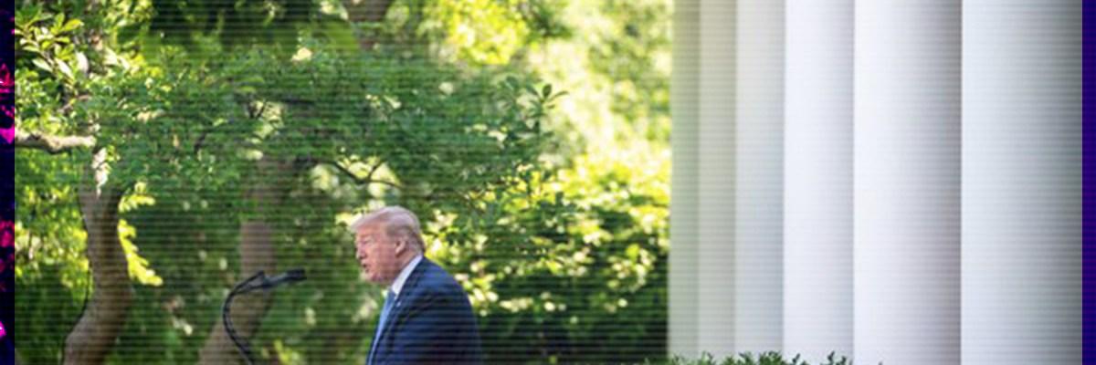 """Siguen las rabietas; Trump señala que China """"provocó la matanza mundial"""""""
