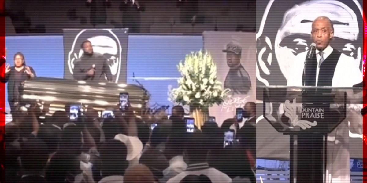 Así se vivió el último día del funeral de George Floyd (VIDEO)