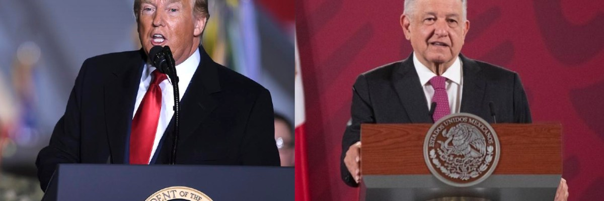 Congresistas hispanos de EU piden a Trump cancelar la visita de estado de AMLO