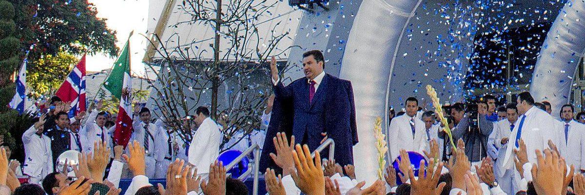 Fijan nueva fianza a Naasón Joaquín García, líder de la Luz del Mundo