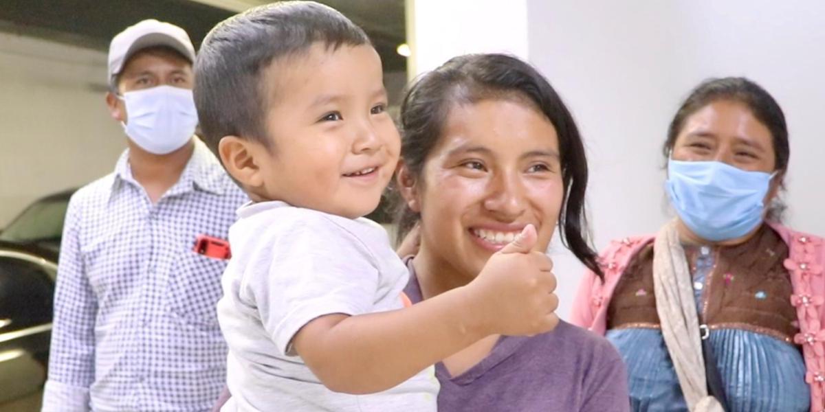 """Lo que debes saber del caso """"Dylan"""", el menor raptado en Chiapas"""