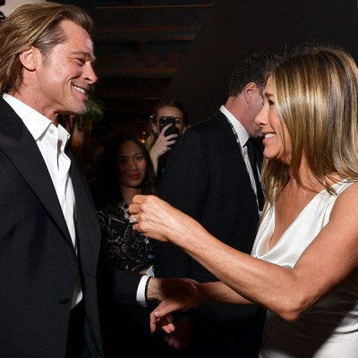 Regresa la pareja sensación de los noventas: Jennifer Aniston y Brad Pitt juntos otra vez
