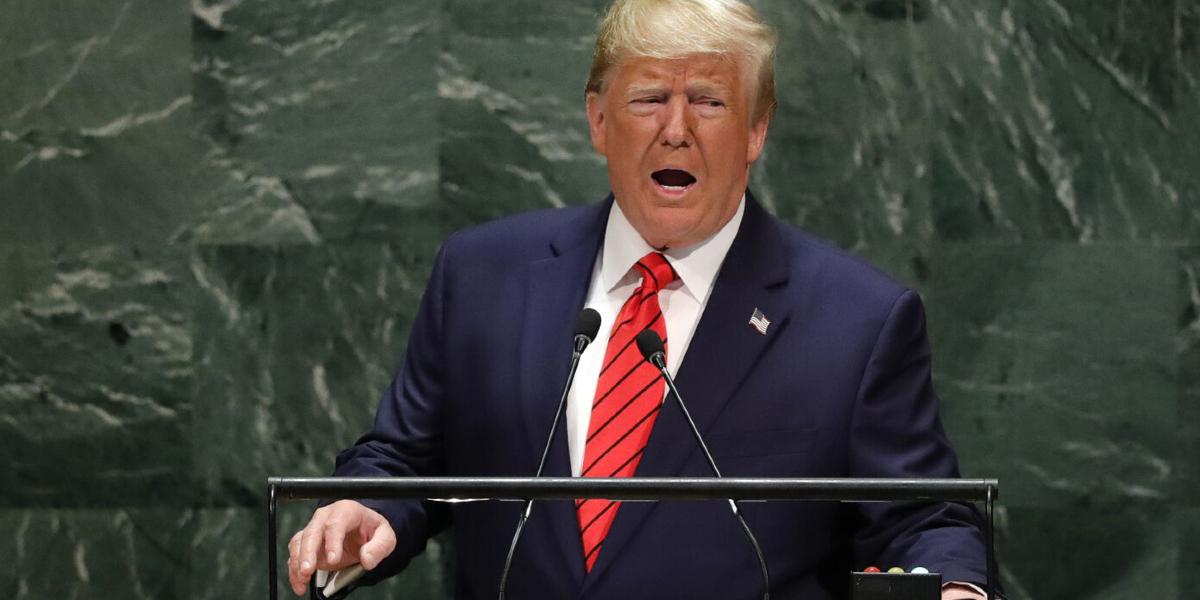 Trump arremete contra China, pide a la ONU que la responsabilice por la pandemia