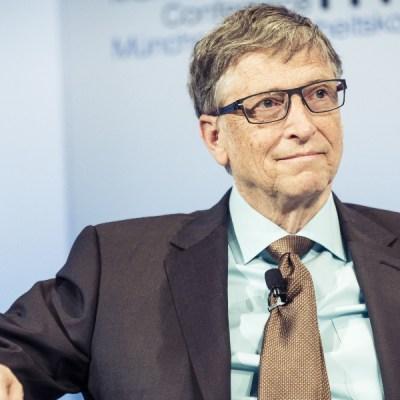 Bill Gates advierte de un problema más grande que la pandemia del Covid-19